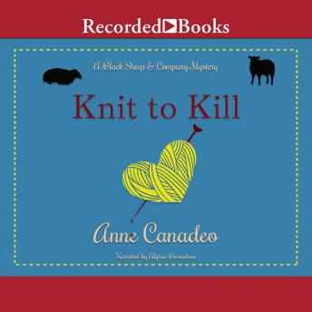 Knit to Kill, Anne Canadeo