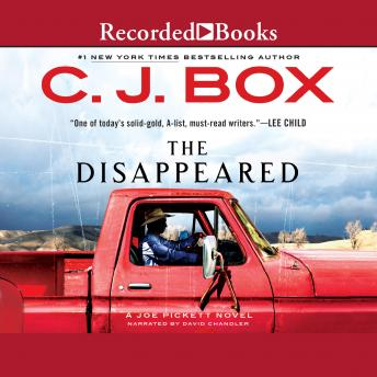 Download Disappeared by C.J. Box