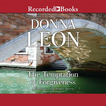 Temptation of Forgiveness, Donna Leon
