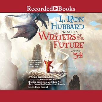 L. Ron Hubbard Presents: Writers of the Future Volume 34