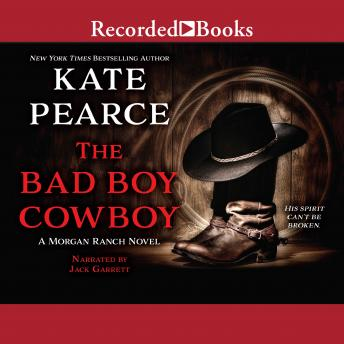 Bad Boy Cowboy, Kate Pearce