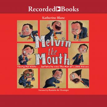 Melvin the Mouth, Katherine Blanc