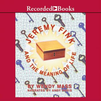 Jeremy Fink and the Meaning of Life sample.