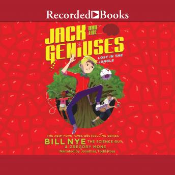 Jack and the Geniuses: Lost in the Jungle