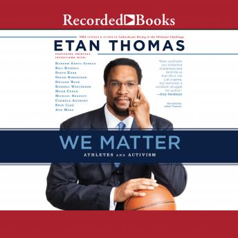 We Matter: Athletes and Activism details
