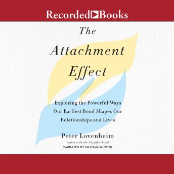 Attachment Effect: Exploring the Powerful Ways Our Earliest Bond Shapes Our Relationships and Lives details