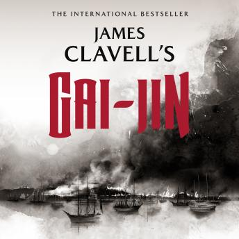 Gai-Jin: The Epic Novel of the Birth of Modern Japan, James Clavell