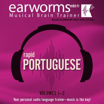 Download Rapid Portuguese, Vols. 1 & 2 by Earworms Learning