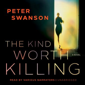 Kind Worth Killing, Peter Swanson