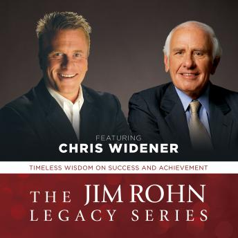 Jim Rohn Legacy Series: Timeless Wisdom on Success and Achievement, Made for Success