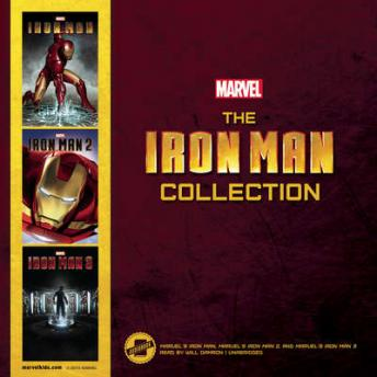 Iron Man Collection: Marvel's Iron Man, Marvel's Iron Man 2, and Marvel's Iron Man 3, Marvel Press