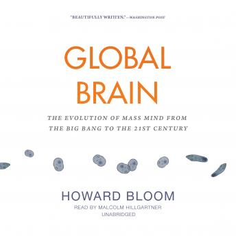Global Brain: The Evolution of Mass Mind from the Big Bang to the 21st Century, Howard Bloom