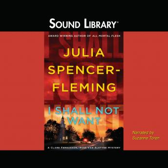 I Shall Not Want, Julia Spencer-Fleming