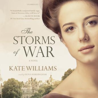 Storms of War, Kate Williams