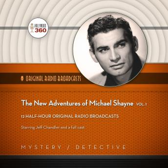 New Adventures of Michael Shayne, Vol. 1, Hollywood 360