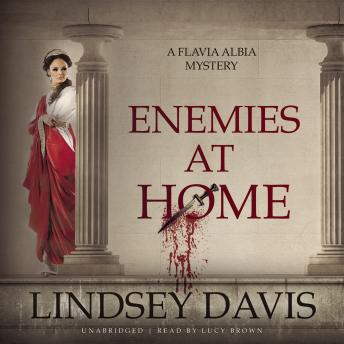 Enemies at Home, Lindsey Davis
