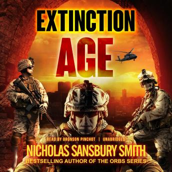 Extinction Age, Nicholas Sansbury Smith