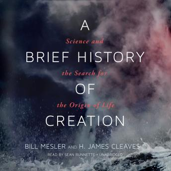 Brief History of Creation: Science and the Search for the Origin of Life, H. James Cleaves II, Bill Mesler
