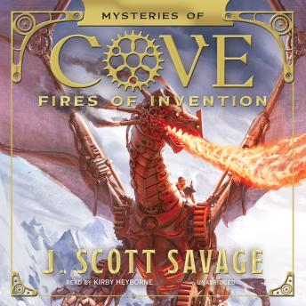 Fires of Invention, J. Scott Savage