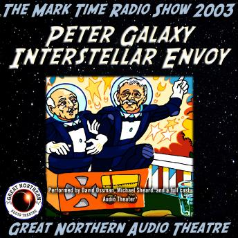 Peter Galaxy, Interstellar Envoy, Brian Price, Jerry Stearns