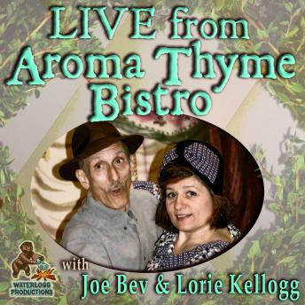 Live from Aroma Thyme Bistro: A Magical Musical Night, Marcus Guiliano