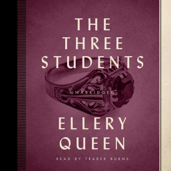 Three Students, Ellery Queen