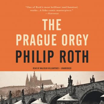 The Prague Orgy, Philip Roth