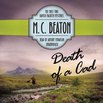 Death of a Cad, M. C. Beaton