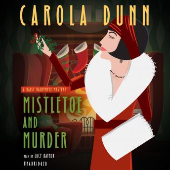 Mistletoe and Murder: A Daisy Dalrymple Mystery