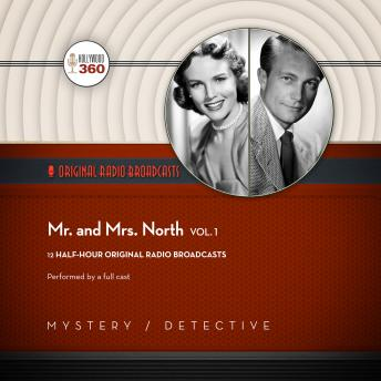 Mr. & Mrs. North, Vol. 1, Hollywood 360