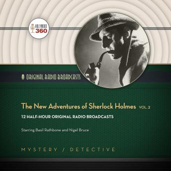 New Adventures of Sherlock Holmes, Vol. 2, Hollywood 360