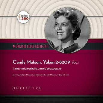 Candy Matson, Yukon 2-8209, Vol. 1 sample.