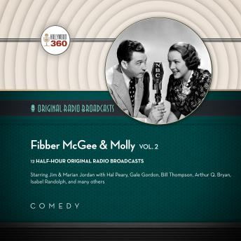 Fibber McGee & Molly, Vol. 2, Hollywood 360