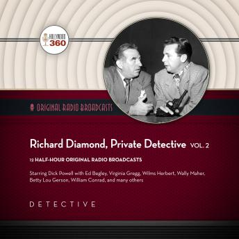 Richard Diamond, Private Detective, Vol. 2, Hollywood 360