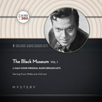 Black Museum, Vol. 1, Hollywood 360