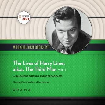 The Lives of Harry Lime, a.k.a. The Third Man, Vol. 1