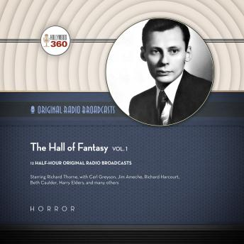 The Hall of Fantasy, Vol. 1, Hollywood 360