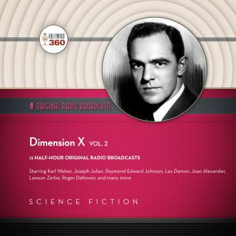 Dimension X, Vol. 2