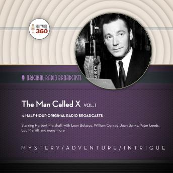 Man Called X, Vol. 1, Hollywood 360