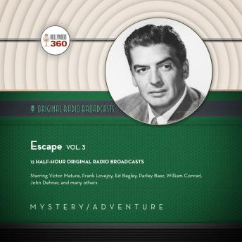 Escape, Vol. 3, Hollywood 360