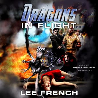 Dragons in Flight: Maze Beset Book 3, Lee French