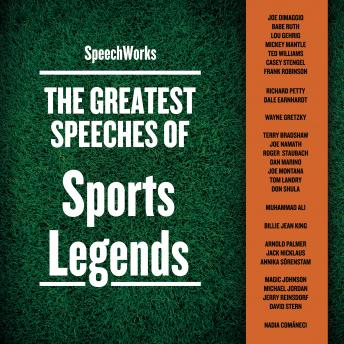 Greatest Speeches of Sports Legends, Various Authors