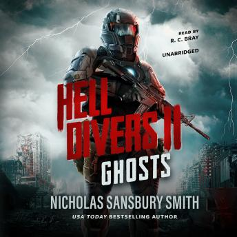 Download Hell Divers II: Ghosts by Nicholas Sansbury Smith