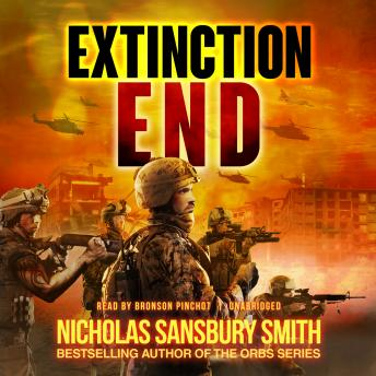 Extinction End, Audio book by Nicholas Sansbury Smith