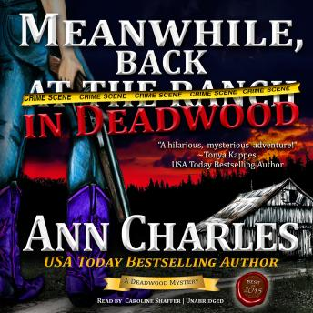 Meanwhile, Back in Deadwood, Ann Charles