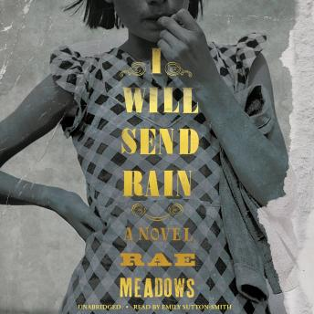 I Will Send Rain: A Novel, Rae Meadows