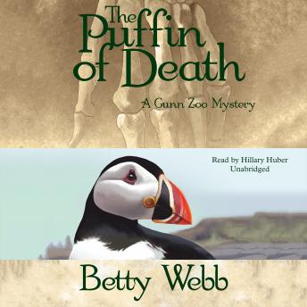 The Puffin of Death, Betty Webb