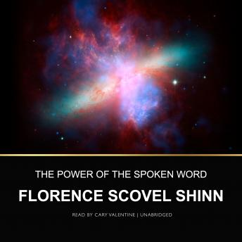 The Power of the Spoken Word Audio book by Florence Scovel
