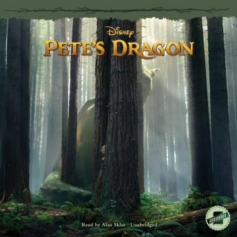 Pete's Dragon, Landry Walker, Disney Press