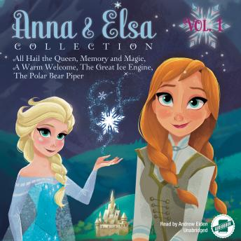 Anna & Elsa Collection, Vol. 1: Disney Frozen, Erica David